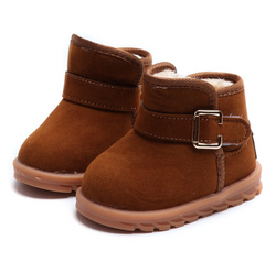 Warm snow boots for kids