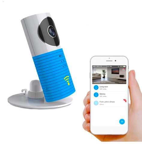 Wireless Wi-Fi security CCTV camera