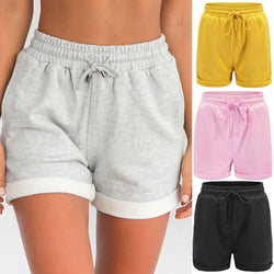 Casual loose shorts for women