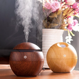 Essential oil diffuser air humidifier
