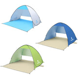 Automatic foldable outdoor tent