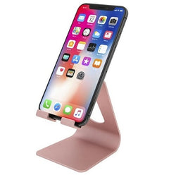 Phone and tablet aluminium stand