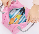 Cartoon thermal lunch bag