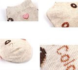 Cotton fruit socks