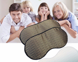 Anti-fatigue travel eye mask