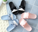 Cat ear slipper sandals