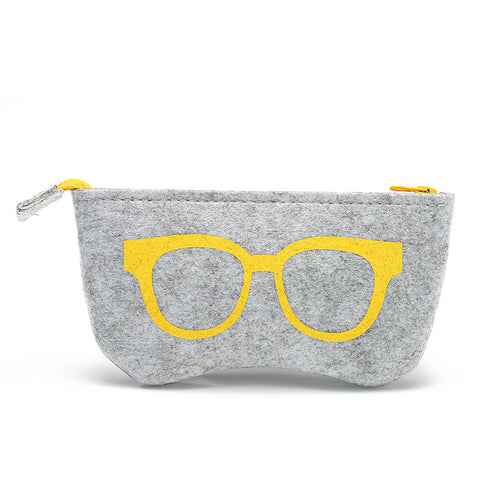 Multifunctional glasses bag 2-pack