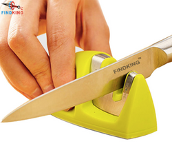 Findking kitchen knife sharpener