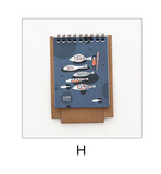 2019 desk calendar notebook