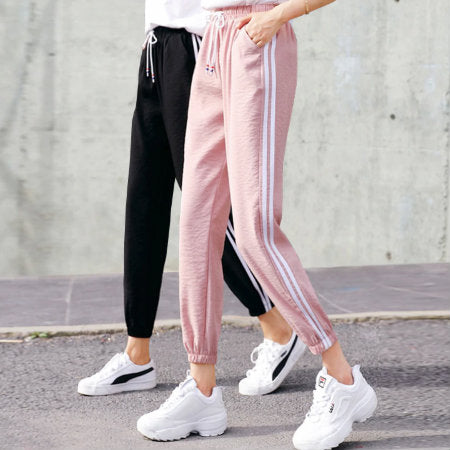 Loose casual sweatpants for women