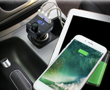 FM transmitter Bluetooth hands-free car kit