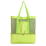 Beach & picnic cooler bag