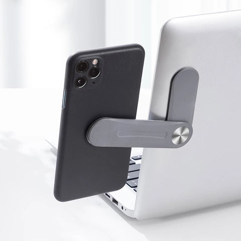 Laptop extension bracket for smartphones