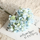 Artificial Hydrangea flowers