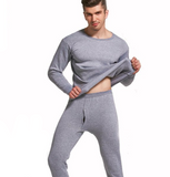 Warm winter underwear for men
