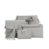 Set of 4 handbags