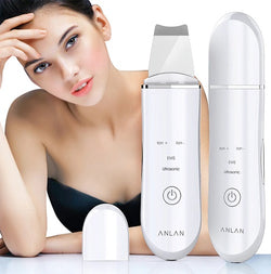 Ultrasonic SPA vibrating facial massager