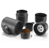 Mini portable espresso coffee maker