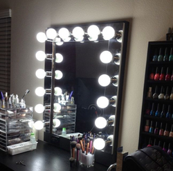 10 LED makeup mirror bulbs