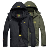 Outdoor unisex windbreaker jacket