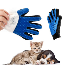 Pet cleaning & combing brush