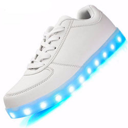 Luminous LED sneakers fashion shoes