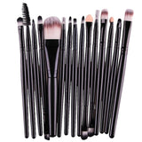 15 piece brush set