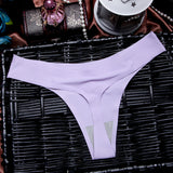 Thong G string low waist tanga panties