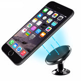 Universal 360 degree car phone holder