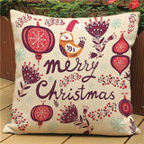 Creative Christmas cushion covers