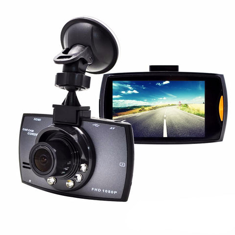 "2.7"" LCD car camera G30 DVR dash cam full HD 1080P"
