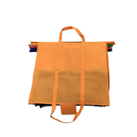 4 pack trolley bags eco friendly & reusable