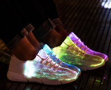 LED light sneaker shoes