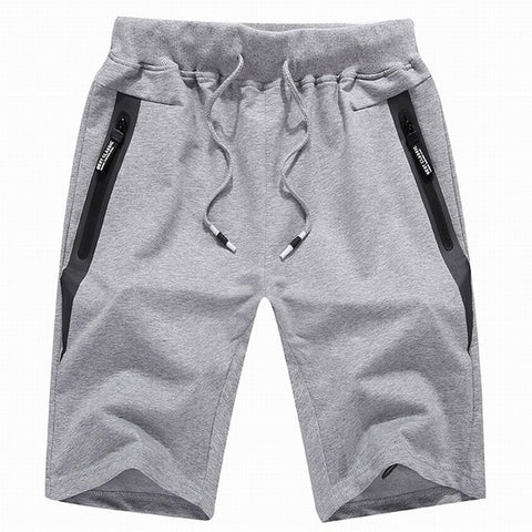 Casual sweatpant shorts