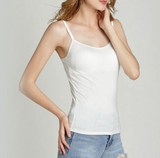 Tank top with padding