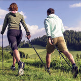 Fitness walking sticks