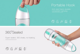 Smart drink reminder water bottle