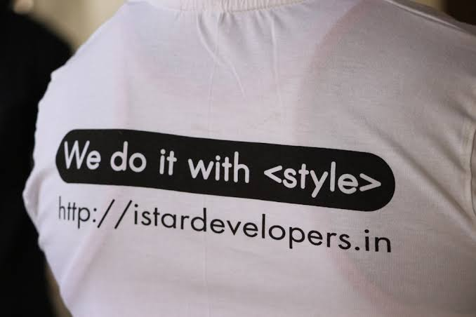 We do it with <style> t-shirt for coder