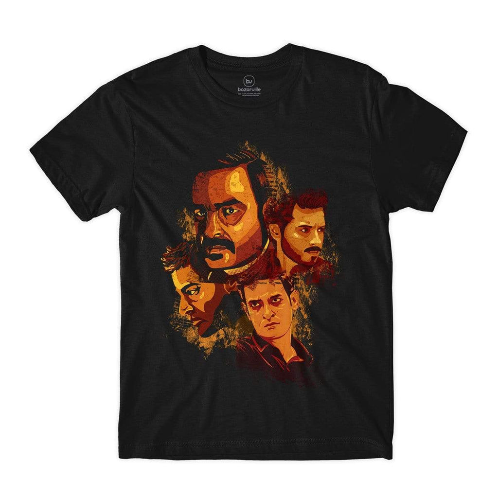 Bazarville BV Design Kings Of Mirzapur - Mirzapur Unisex T-Shirt