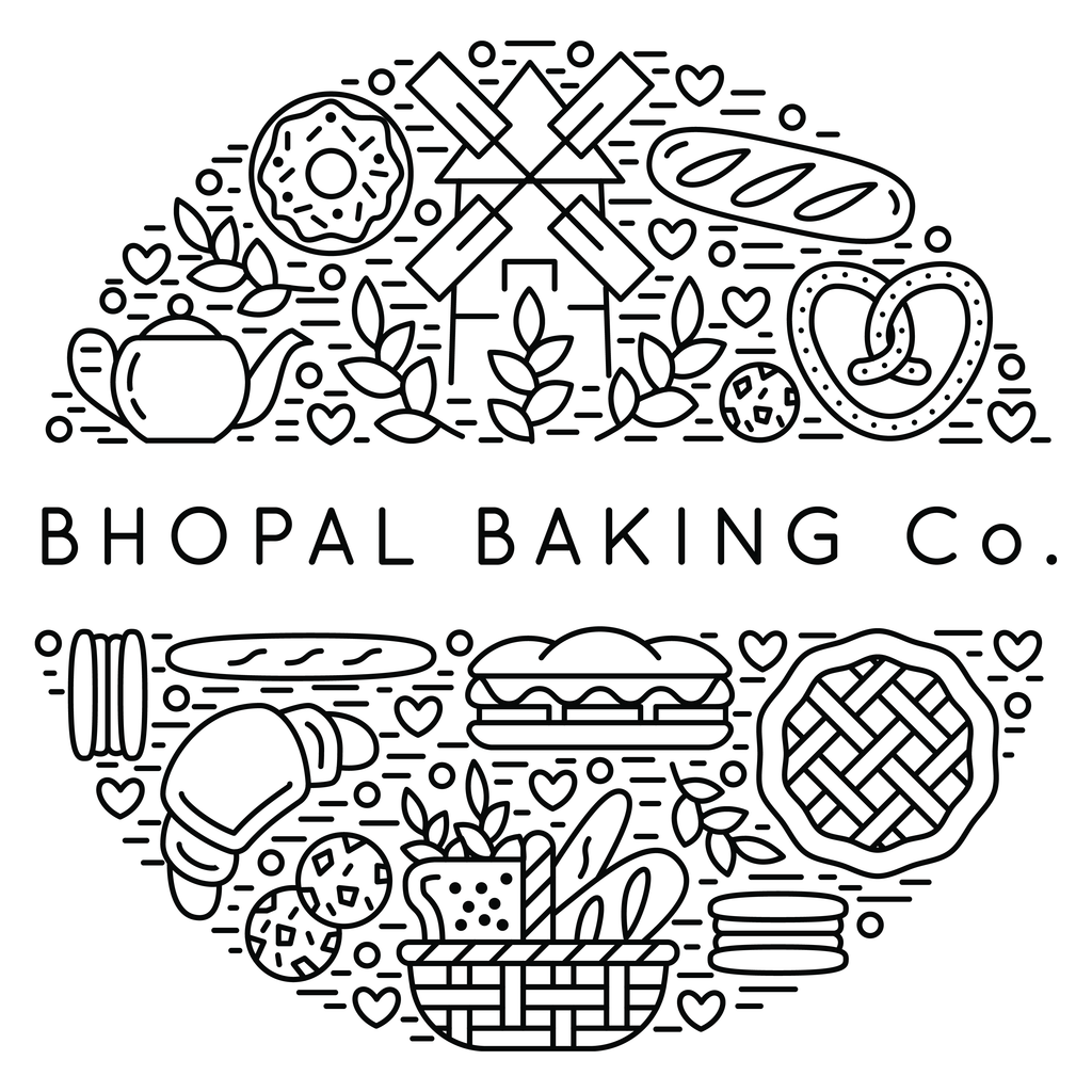 Bazarville Corporate Black Bhopal Baking Co.