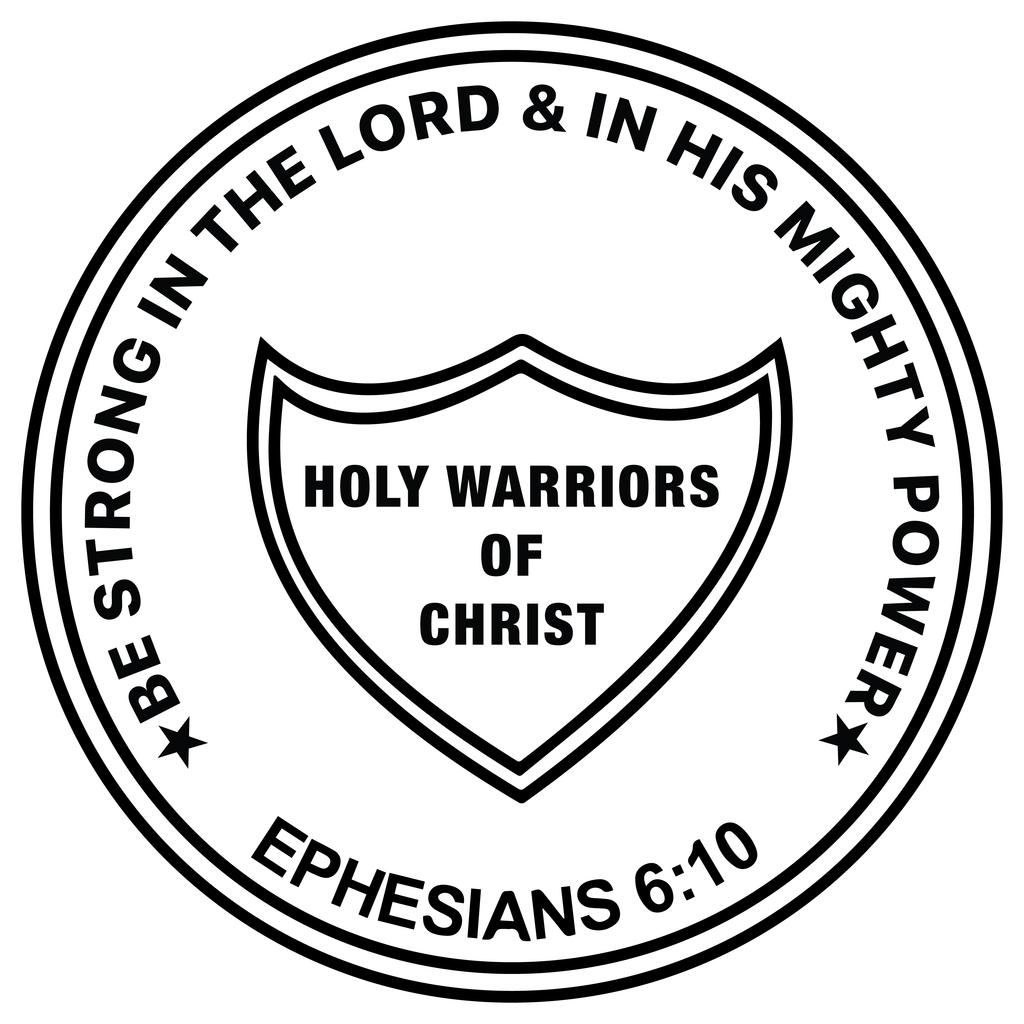 Holy Warriors Christ