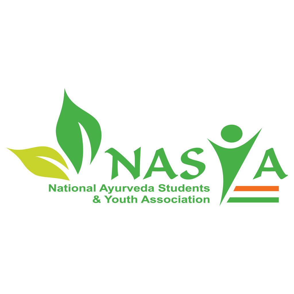 Bazarville Corporate White Nasya - National Ayurveda Students & Youth Association
