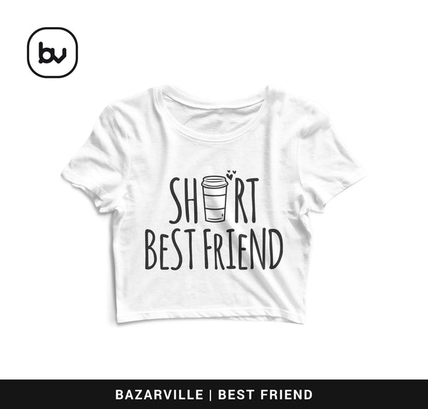 Bazarville Crop Design S Short Friend