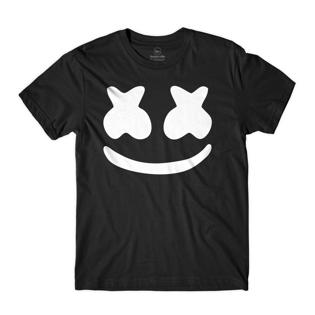 Bazarville Customer S Marshmello - Mask Tee