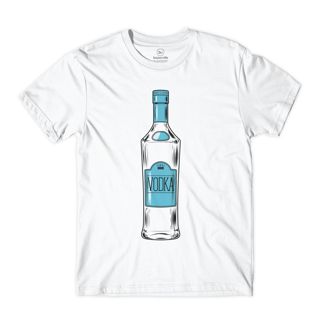 Bazarville Enliven S / White King Vodka