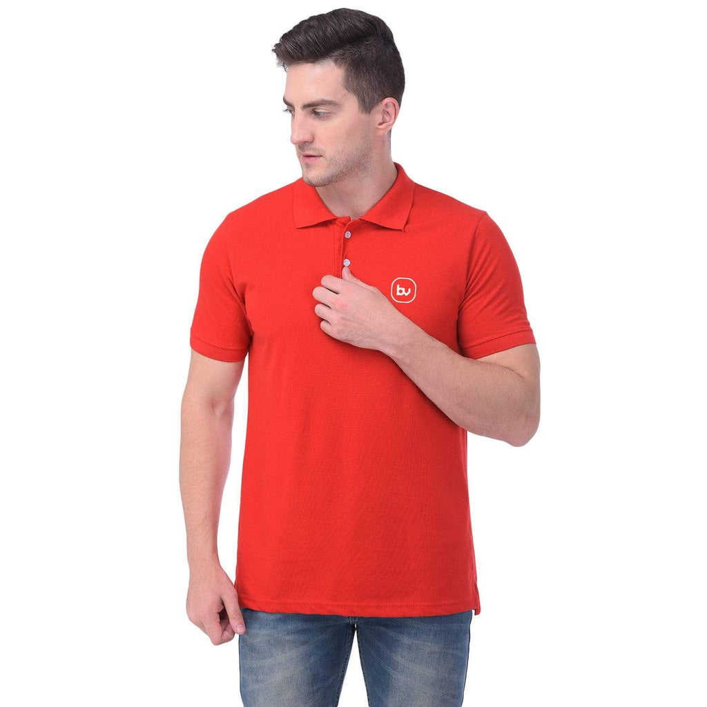 Bazarville Void POLO XS / UNISEX Red - Polo