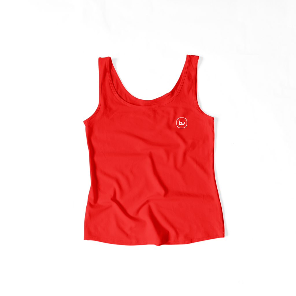 Bazarville Void TTF XS / Red Girls Tank Top - Red