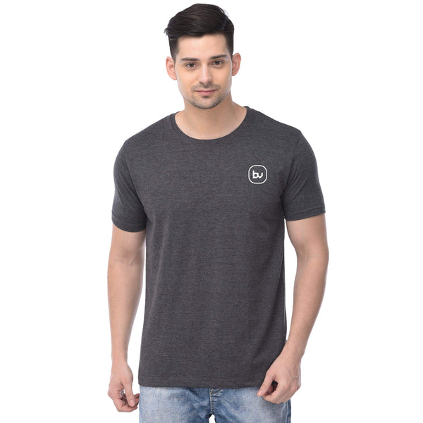 Bazarville Void UT XS / Black Charcoal Heather Grey