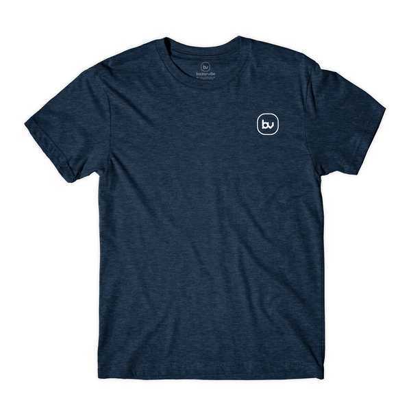 Bazarville Void UT XS / Navy Marine Blue Heather