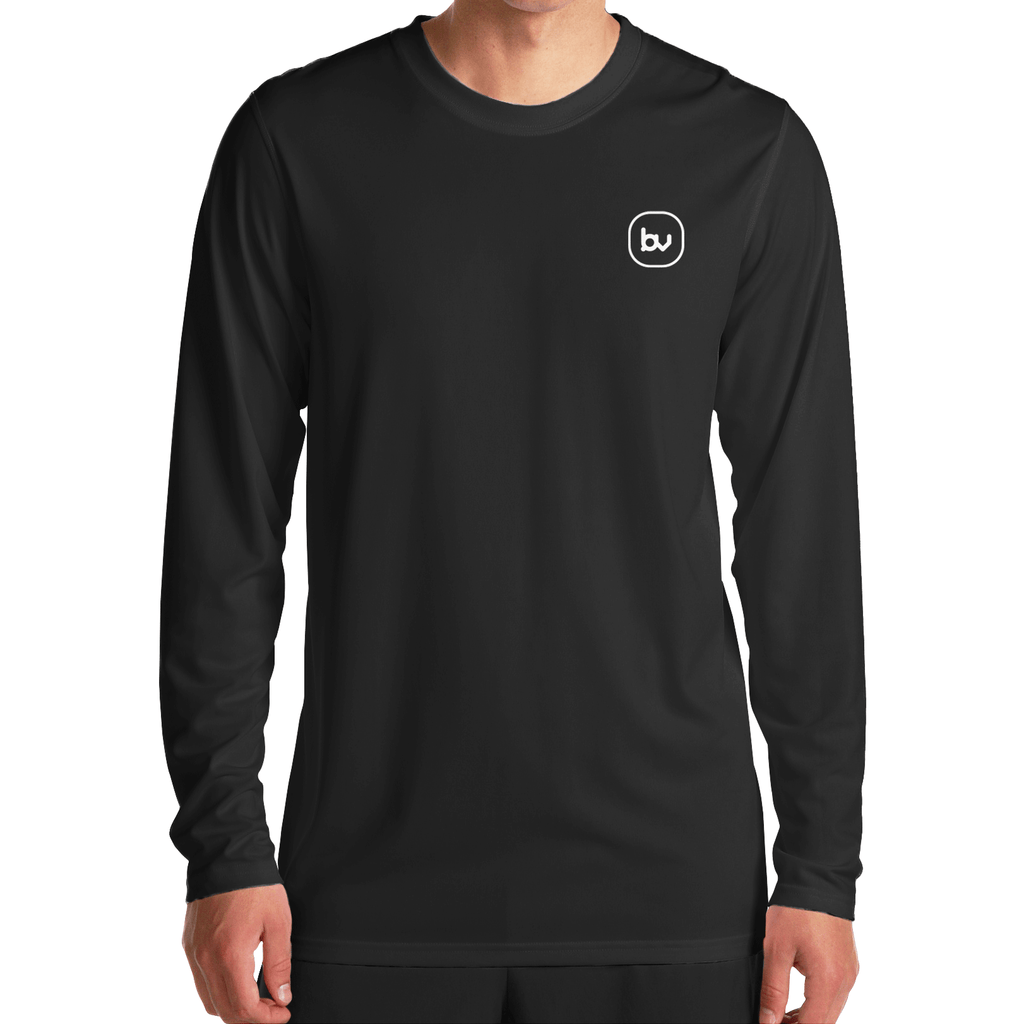 Black Full Sleeve T-Shirt